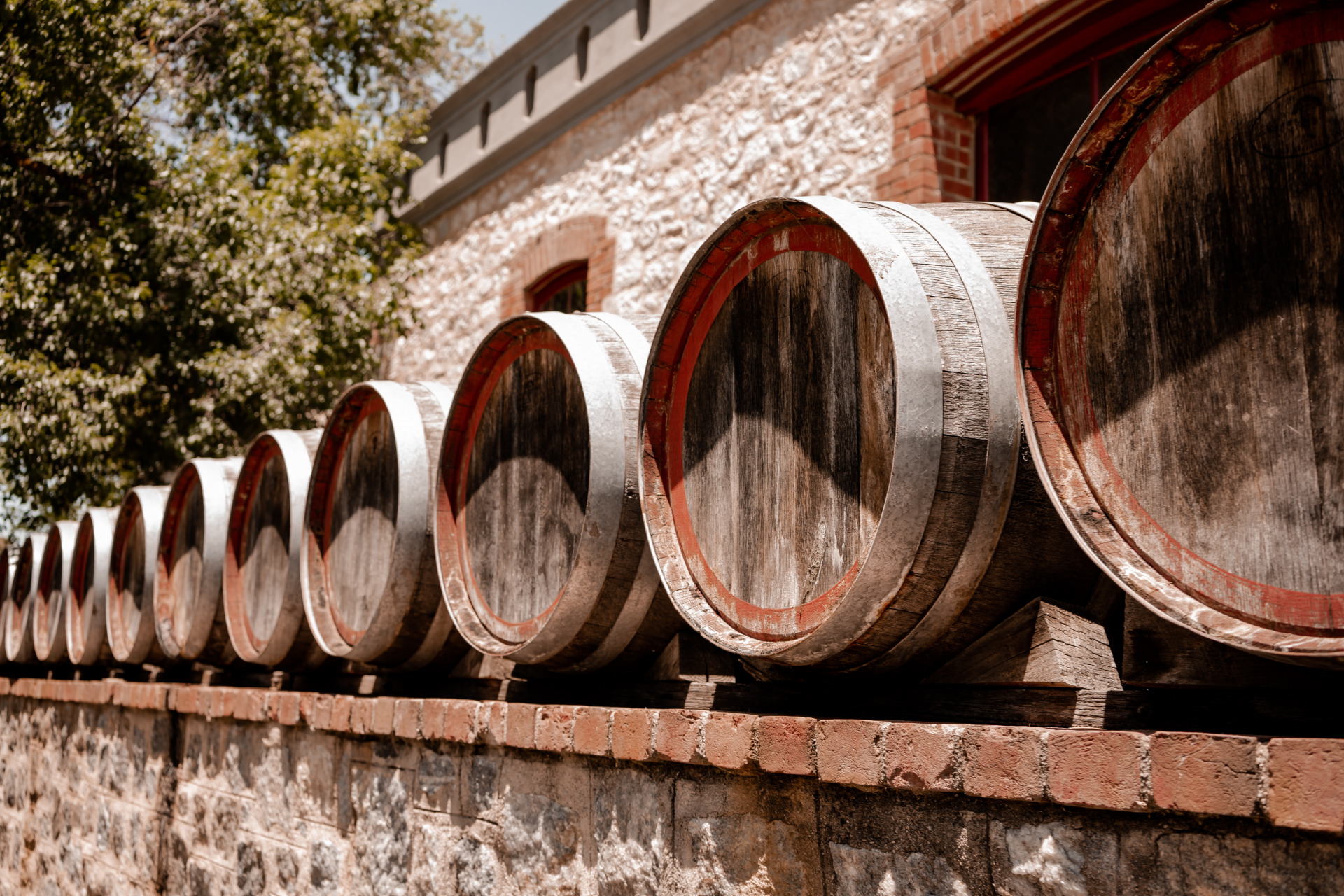 Why Do People Age Wine in Wooden Barrels?
